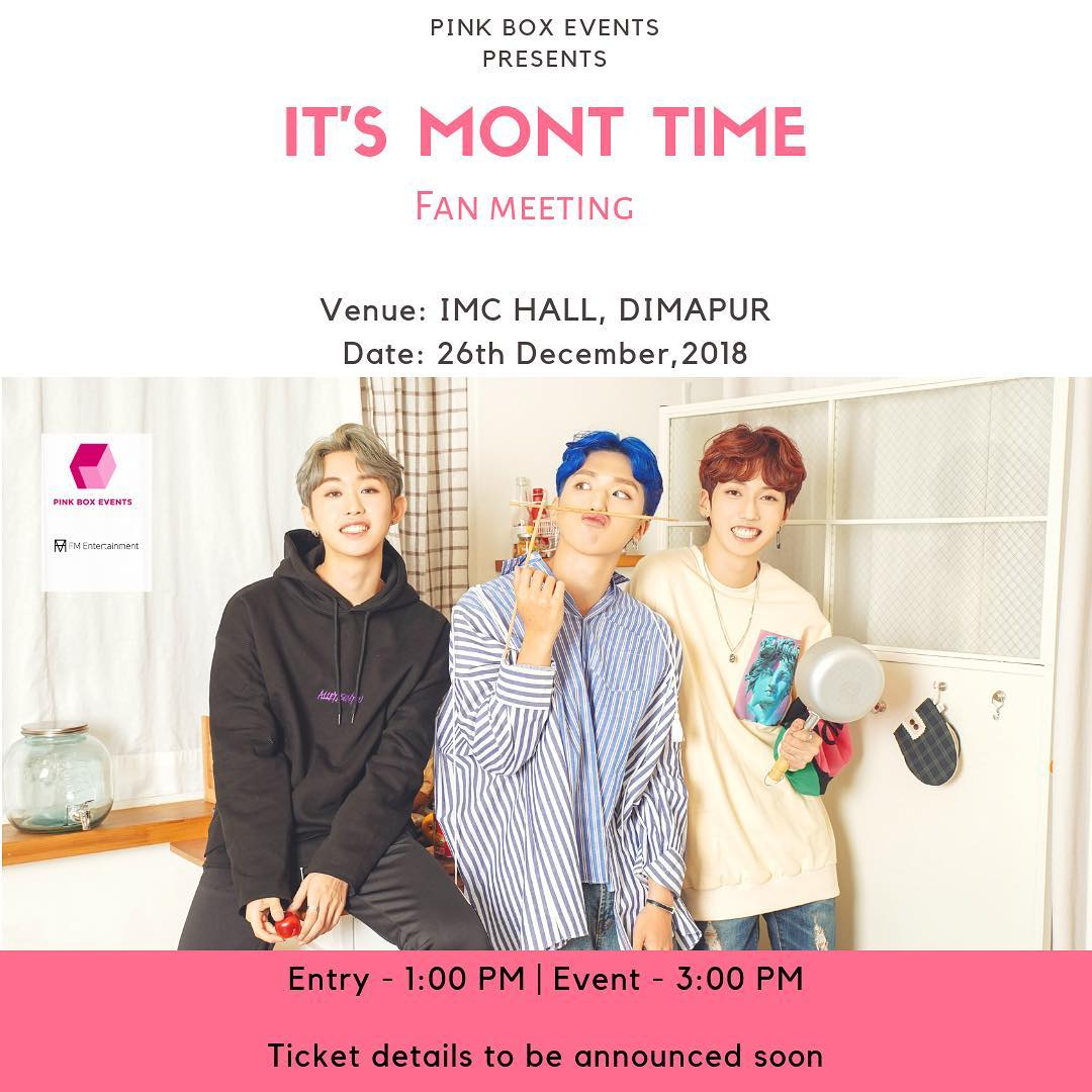 MONT FAN MEET