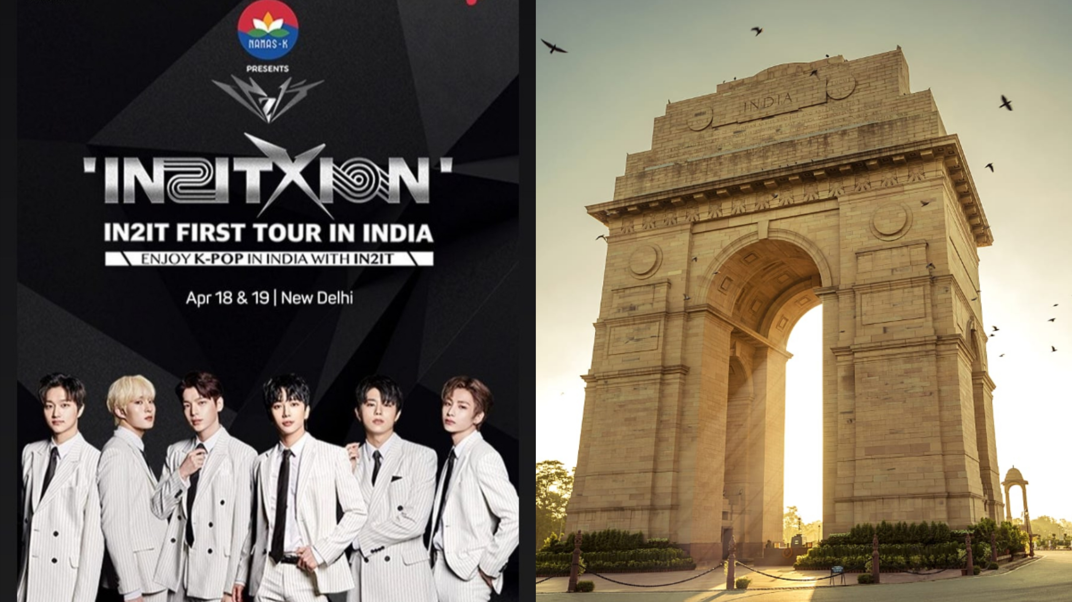 IN2IT concert in india