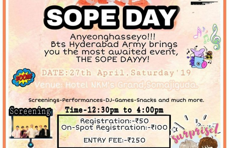 SOPE DAY