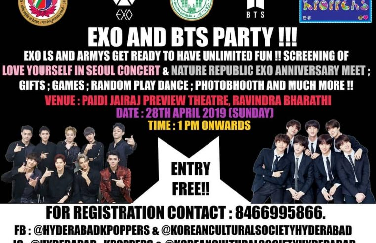 KPOP events in India - Upcoming Events - Page 2 of 8 - KPOP