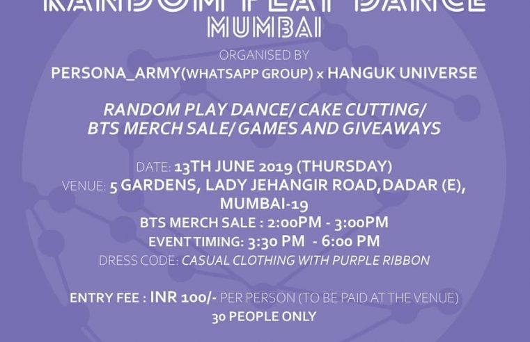 KPOP events in India - Upcoming Events - KPOP High India