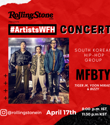Korean Hip-Hop Legends MFBTY To Perform Exclusively For Indian Fans On Rolling Stone India | Virtual Concert