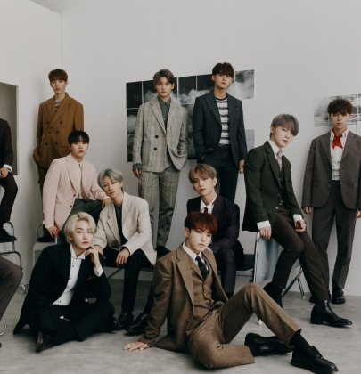 Know Your K-Pop Group: SEVENTEEN