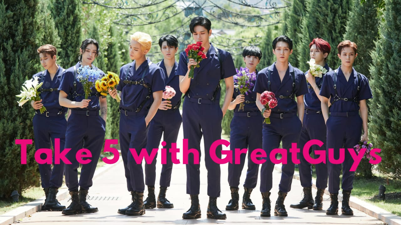 K-Pop Group GreatGuys Answers Fan Questions