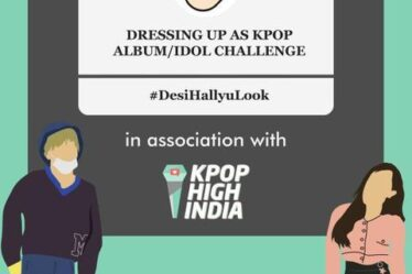 Dressing up as K-Pop/Idol challenge!