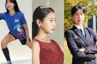 Woo Hee Jun - A Kabaddi Player Turned Miss Erath Korea Turned ROTC Cadet.