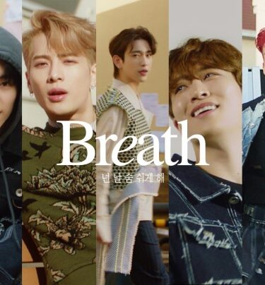 GOT7's Pre-Release Track 'Breath' Trends In India