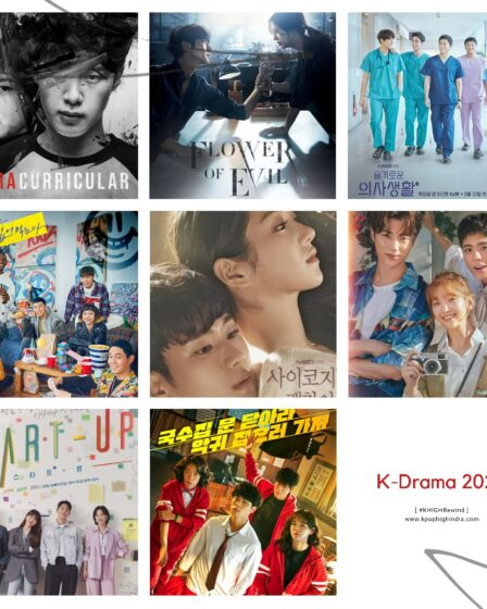 Best Korean Dramas of 2020 #KHIGHRewind