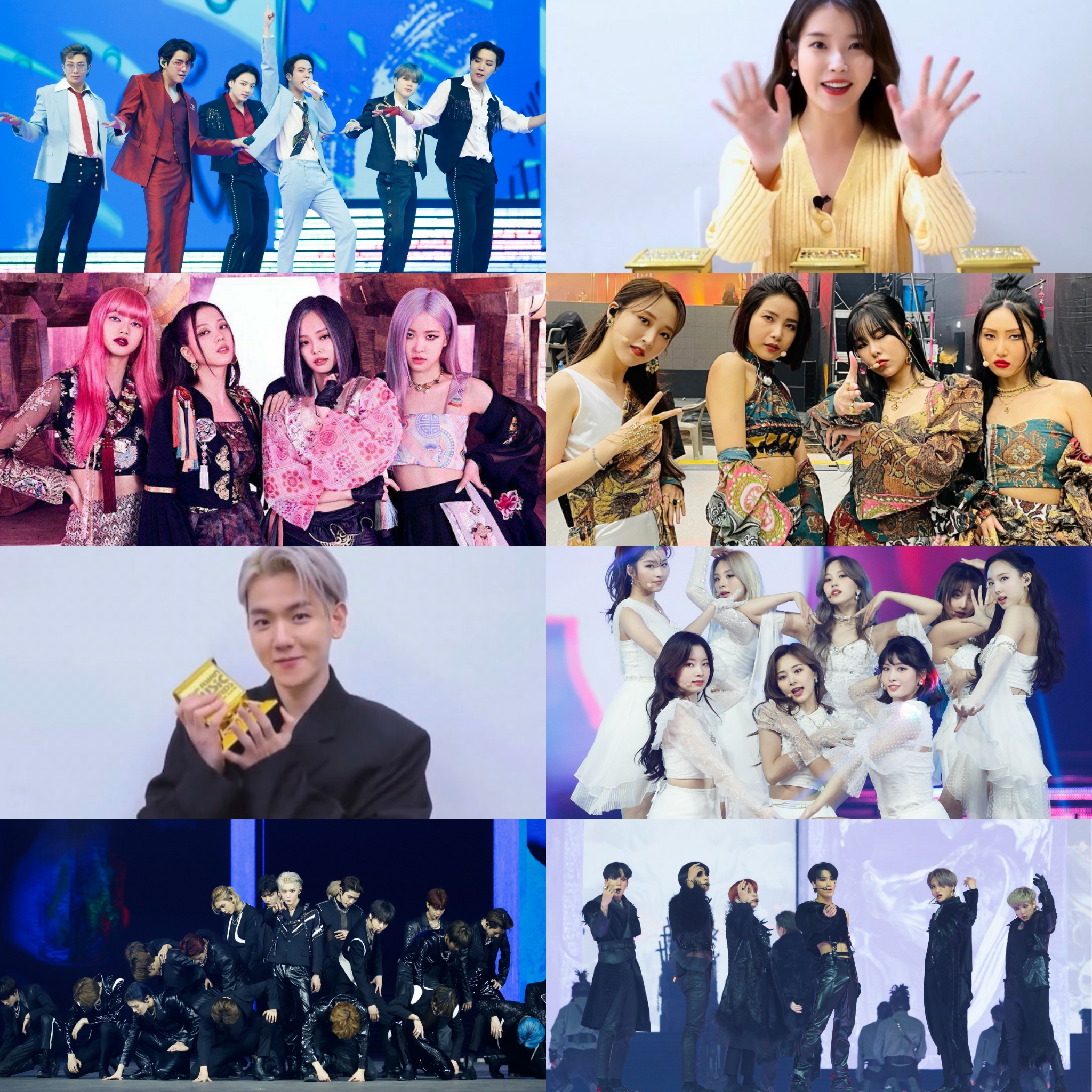 MAMA 2020 Recap and winners