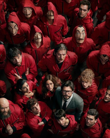 Korean Cast Of Money Heist