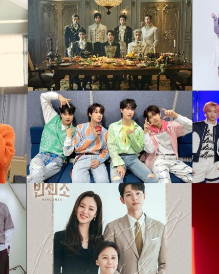 Weekly K-pop Comeback Review + Streaming Guide (19 April -26 April)