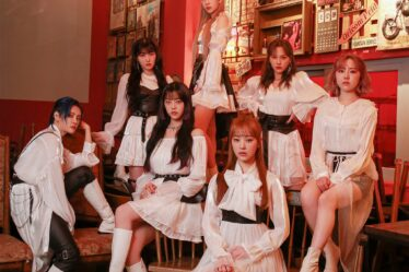 GWSN The Other Side Of The Moon Interview