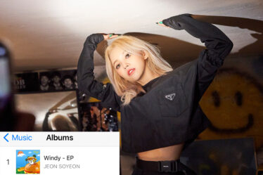 (G)I-DLE Soyeon's Windy on iTunes India